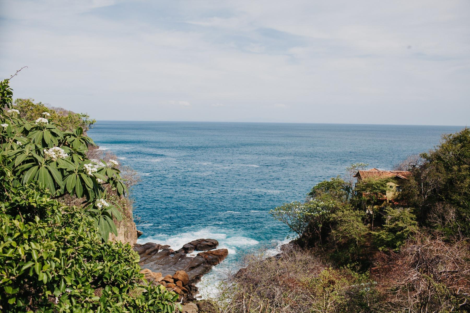 Beach Wedding at Aqua Resort Nicaragua