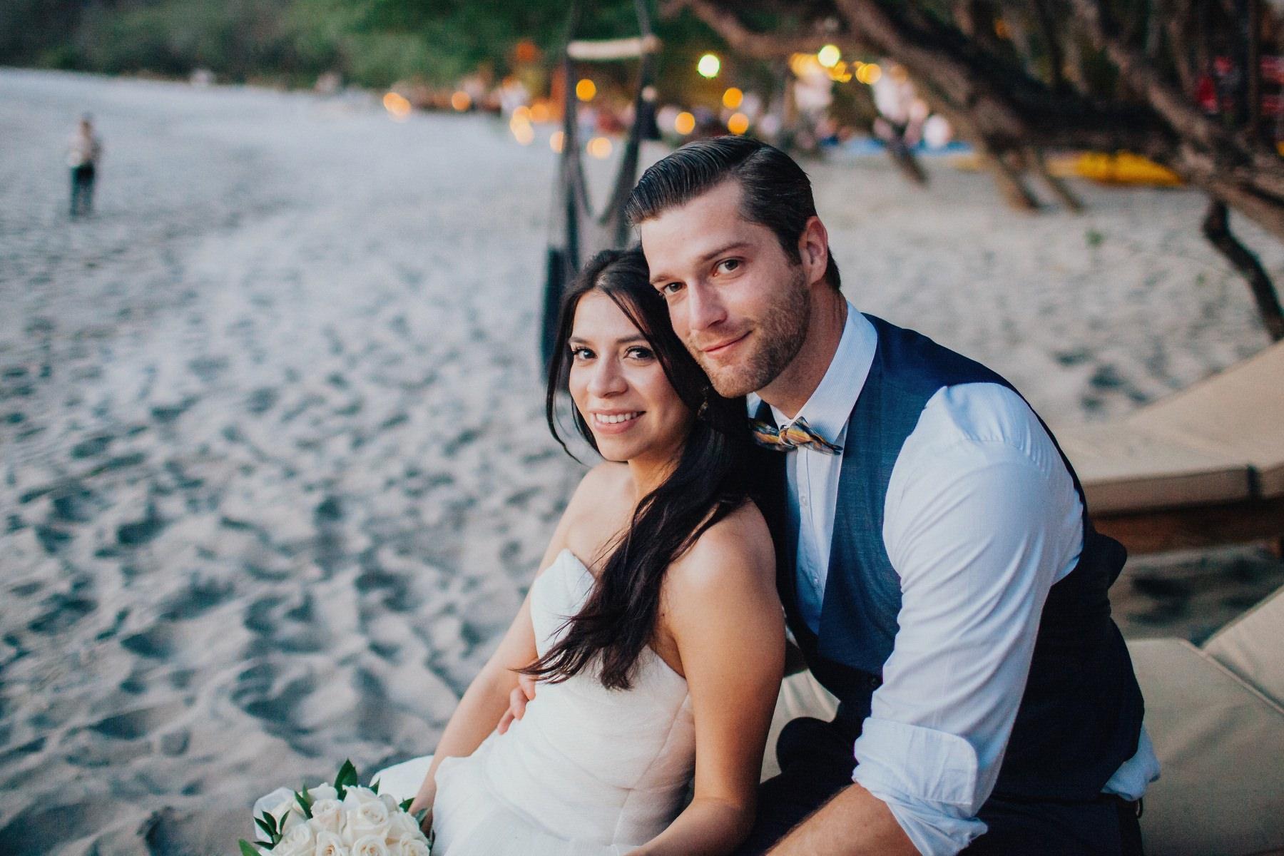wedding portrait - destination wedding nicaragua