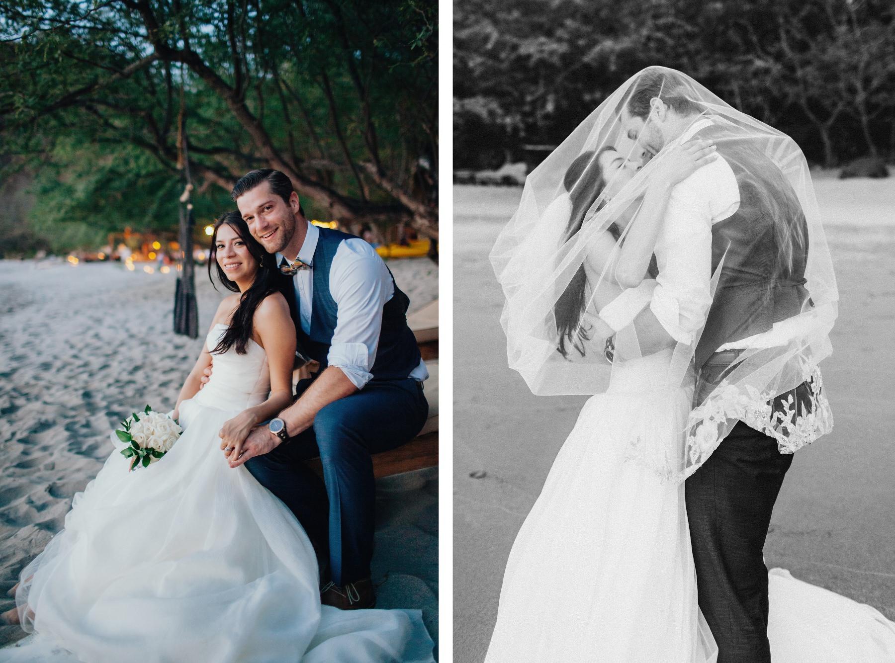 beach destination wedding Nicaragua