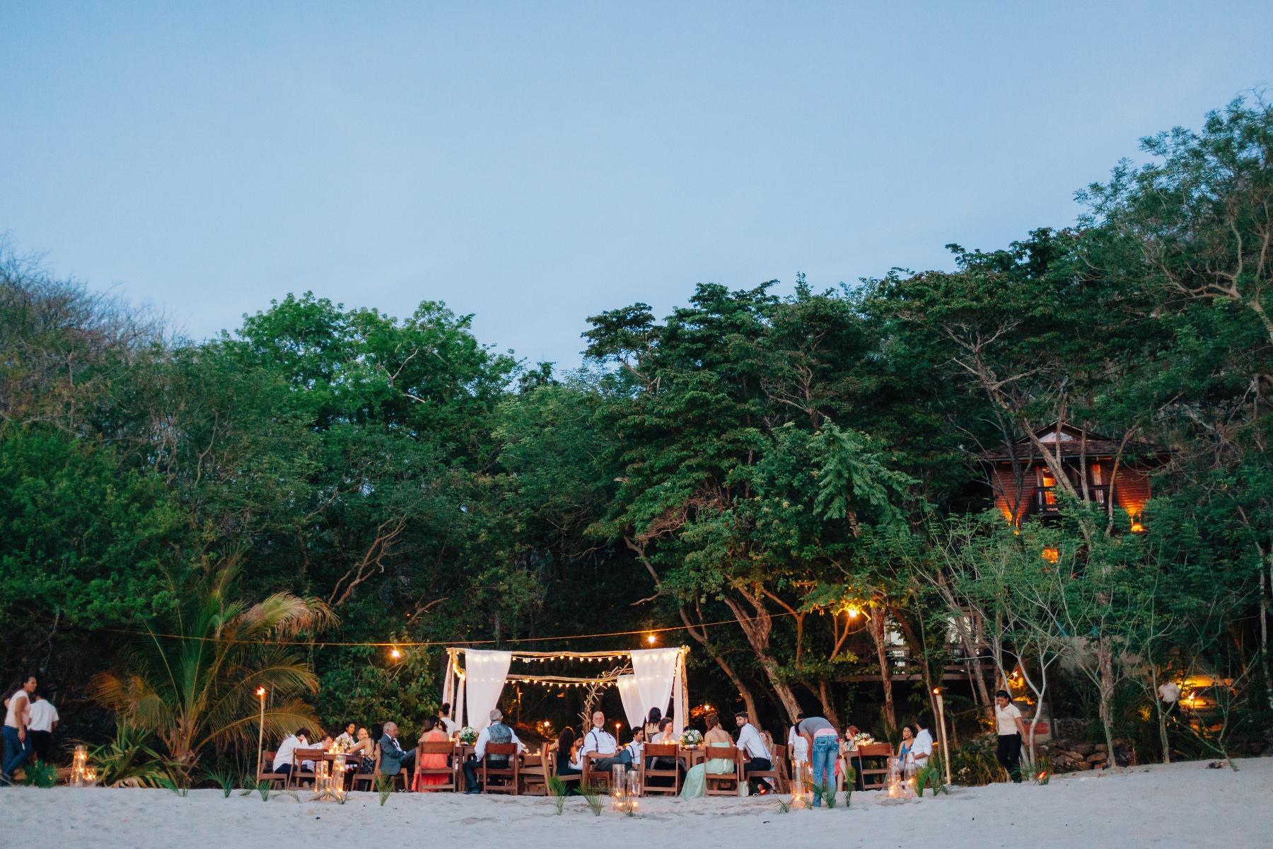 Wedding venue Nicaragua