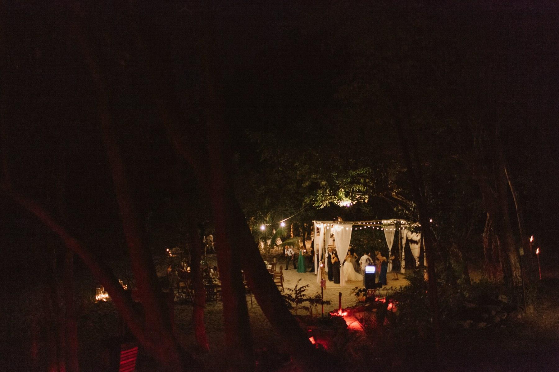 tropical destination wedding costa rica