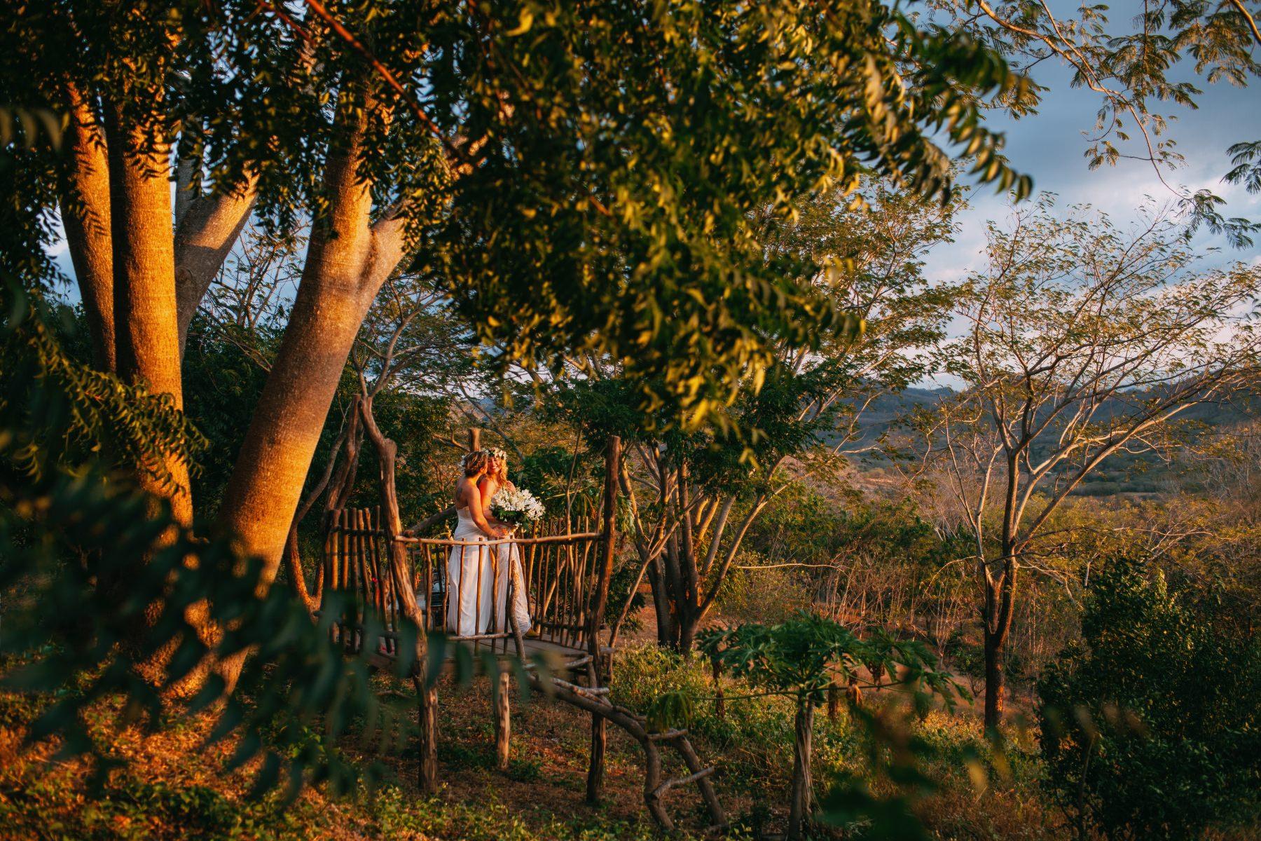Boho Wedding Venue Costa Rica Nicaragua.