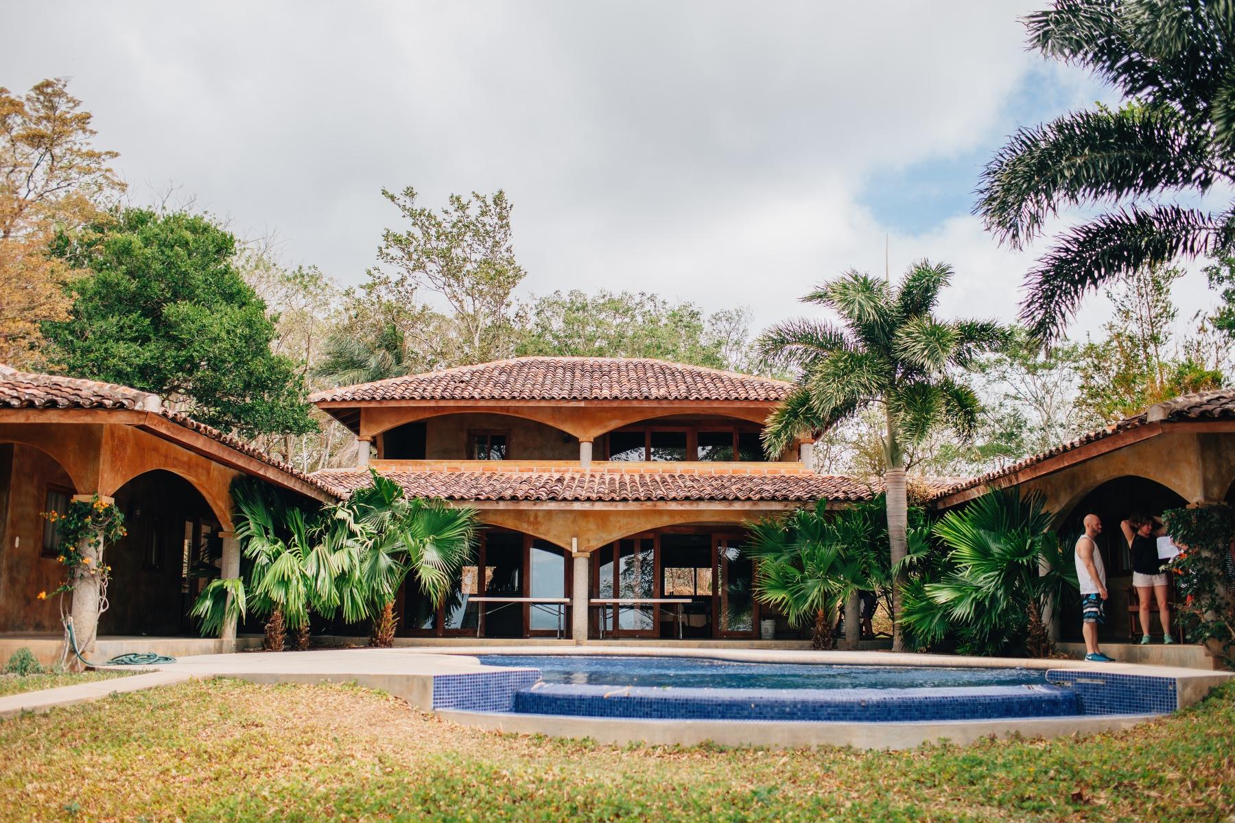 Finca las Nubes Nicaragua Wedding