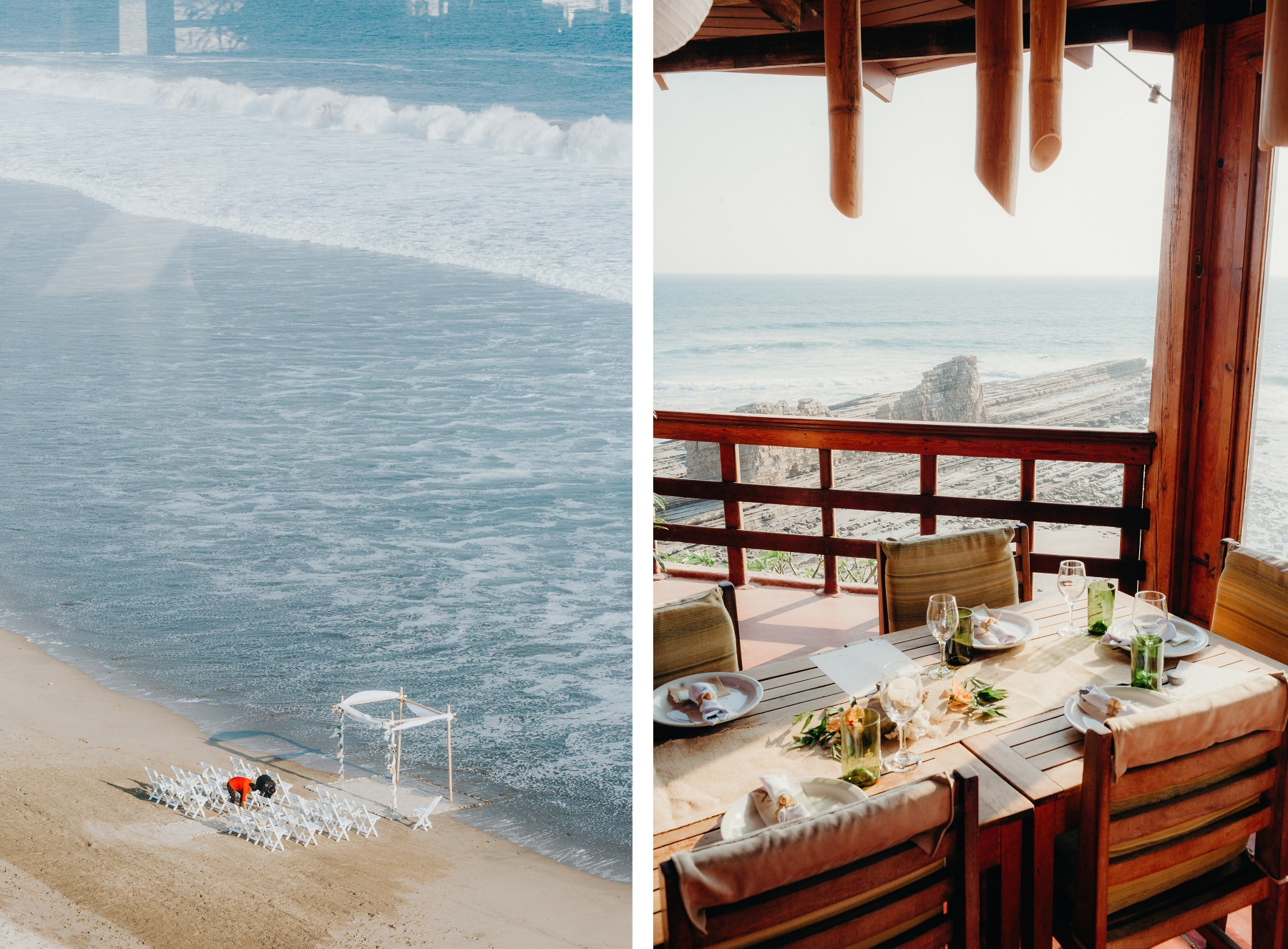 Costa Rica beach wedding venue ideas