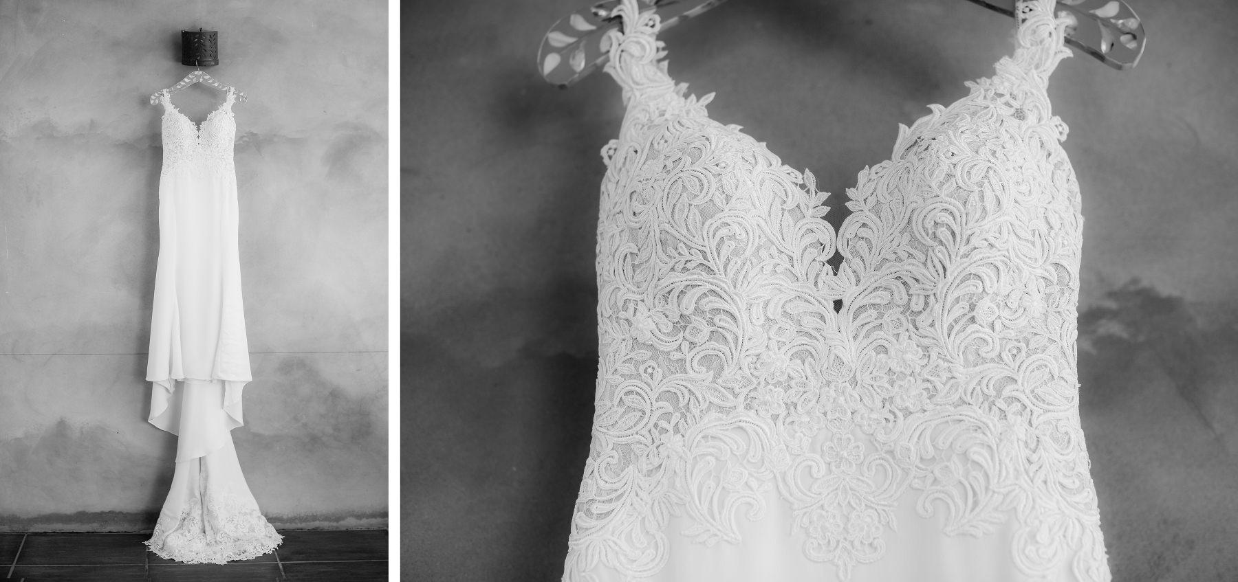 wedding dress idea Nicaragua