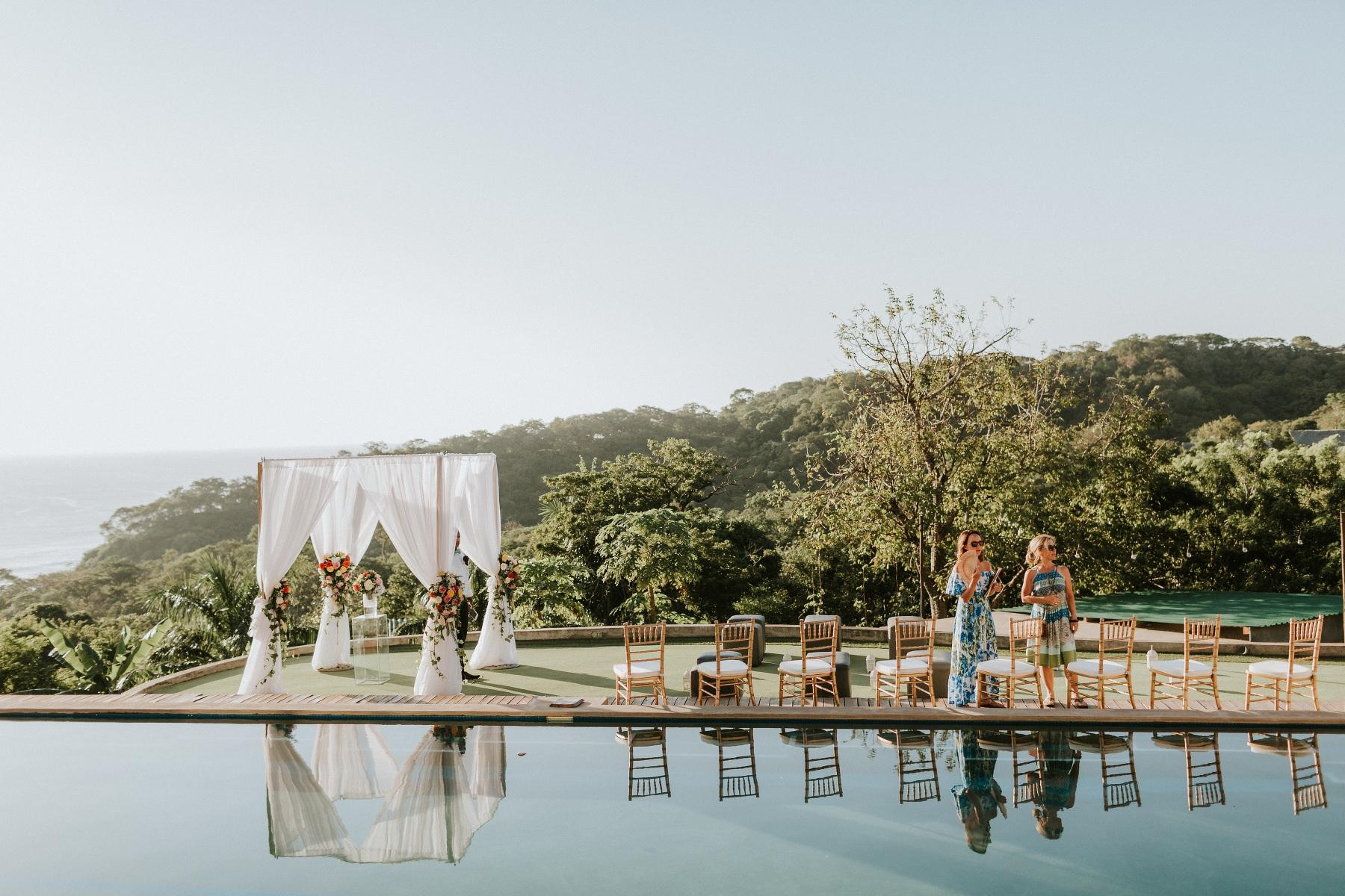 Wedding venues in San Juan Nicaragua