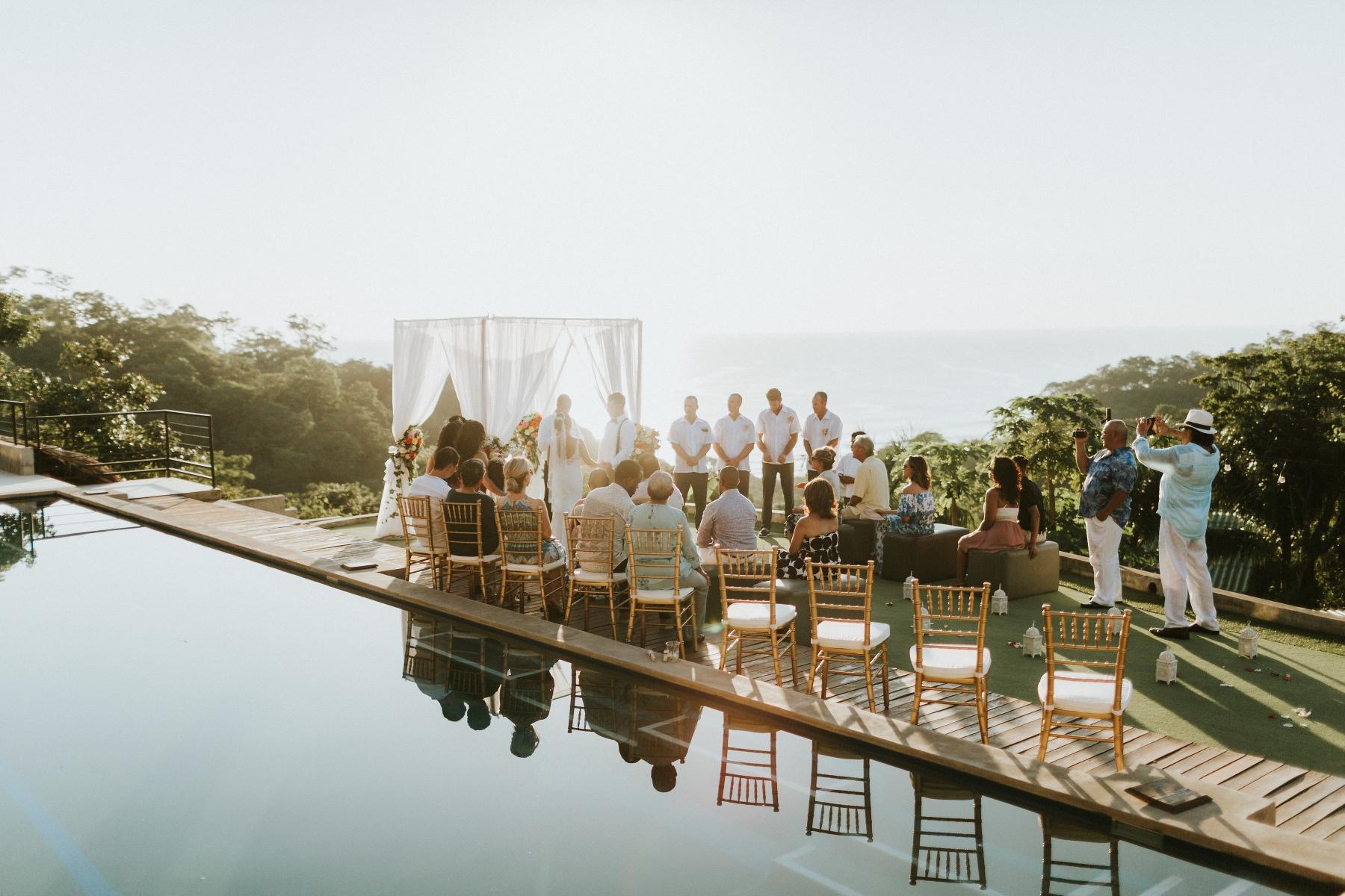 Beach wedding Venue Nicaragua Costa Rica