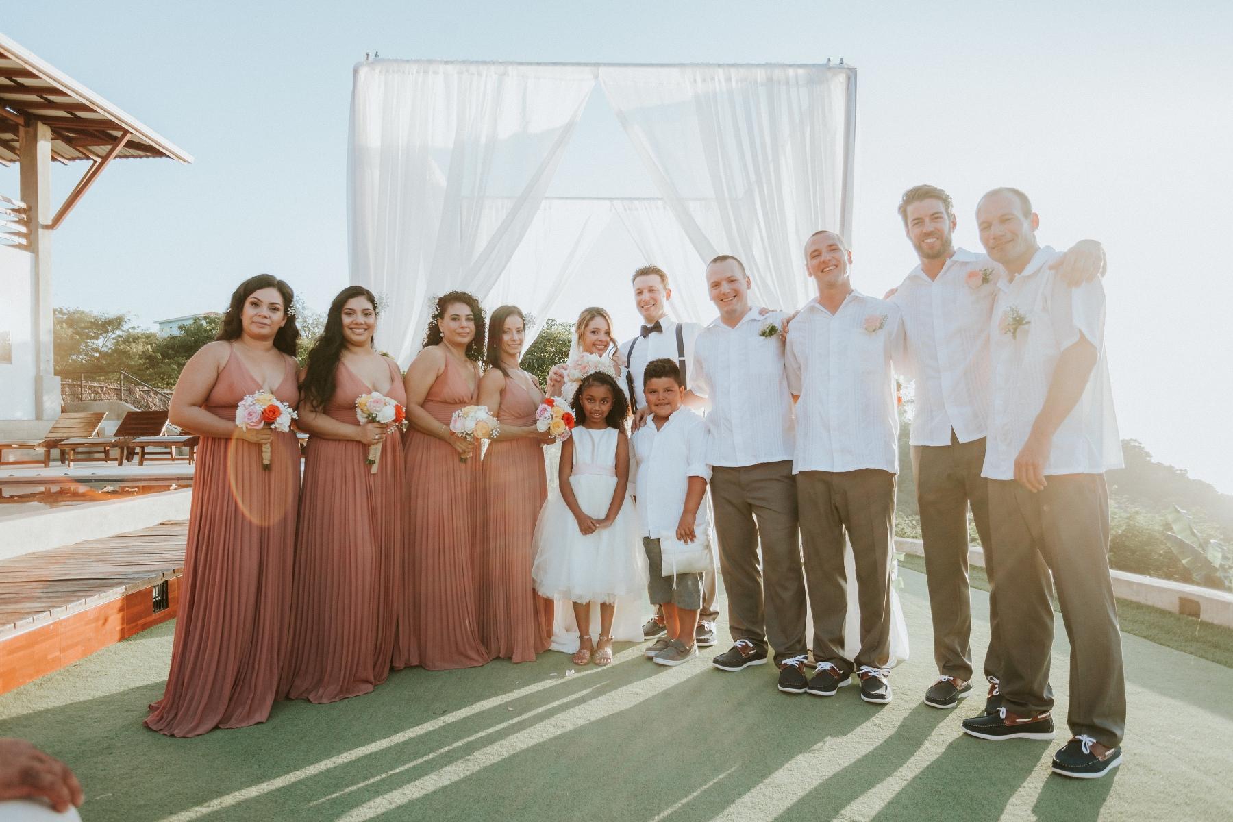 Family photography wedding Nicaragua. Photographer Nicaragua