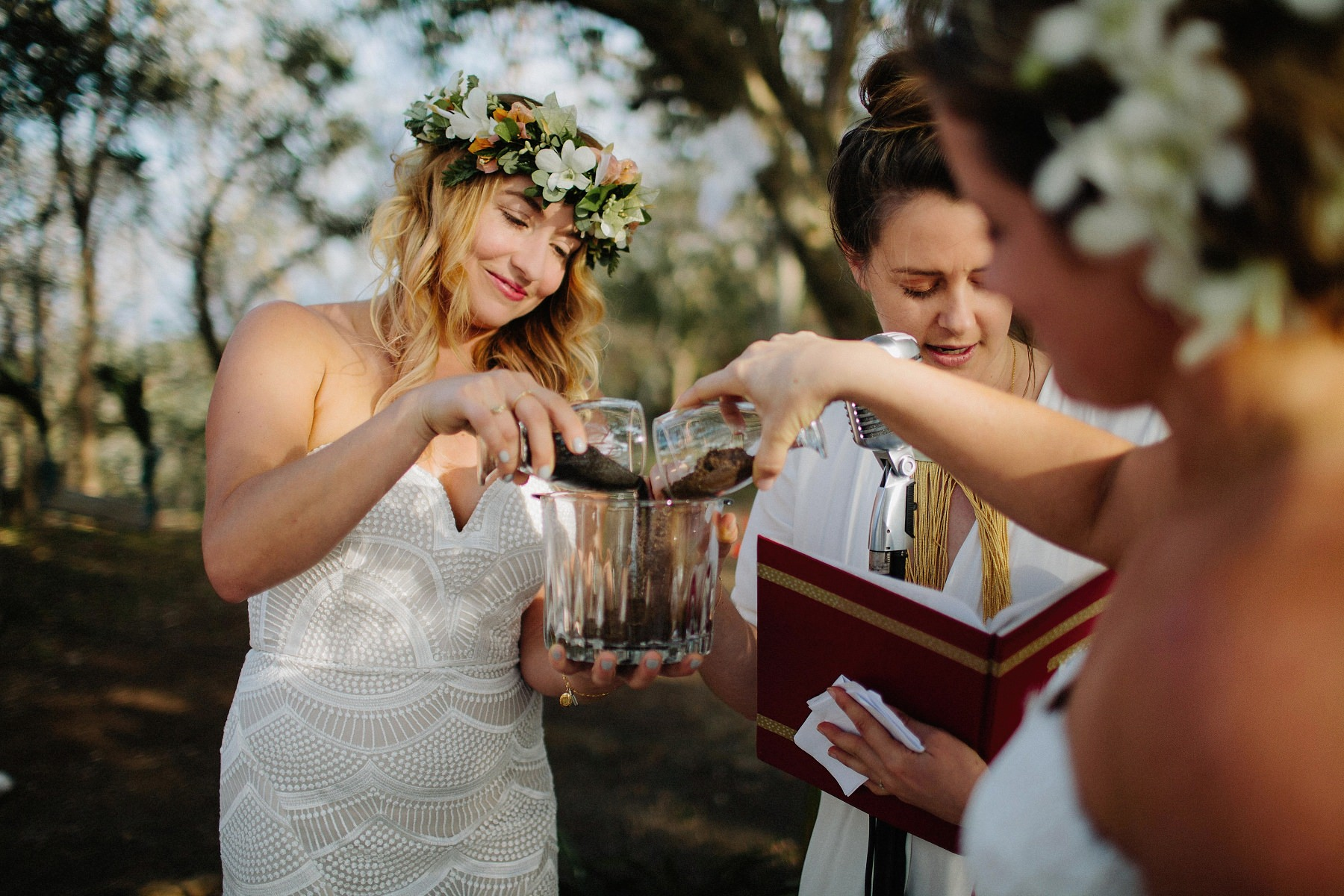 Brides getting married in Costa Rica